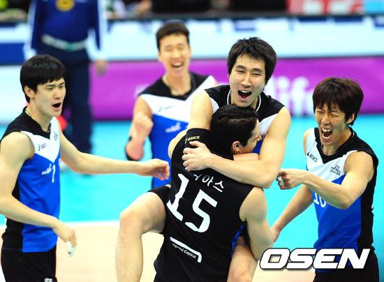 [사진]권영민-수아니스, 승리가 보인다
