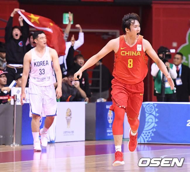 中에이스 딩얀유항, NBA 서머리그 도전...한국전 안 뛴다