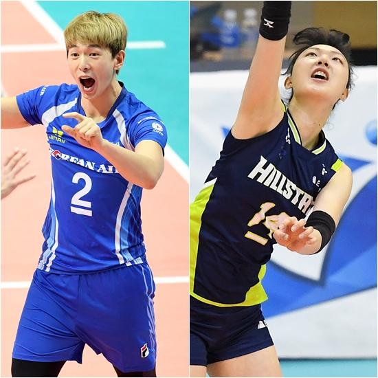 한선수-양효진, 연봉 1위 고수…V-리그 등록 선수 현황