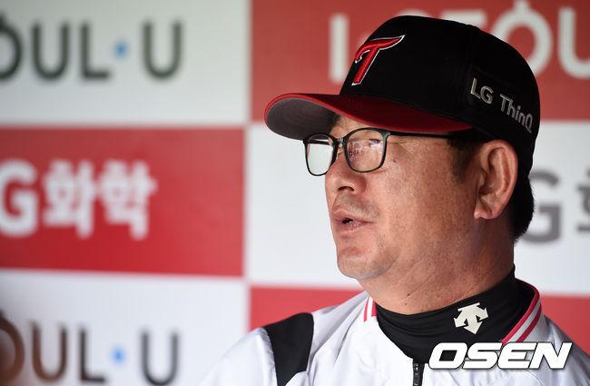 """[생생인터뷰] 류중일 감독, """"타선 응집력을 이어가길 기대"""""""