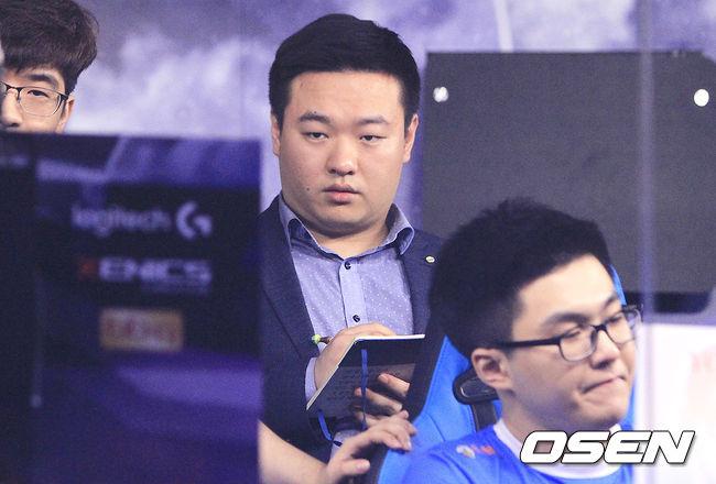 """[롤챔스] MVP 권재환 감독, """"어느 때보다 절실하게, 하루하루 중요하게 보내야"""""""