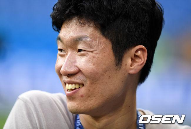 """박지성, """"수준 높지만 경험 더 쌓아야"""" 日 축구에 조언"""