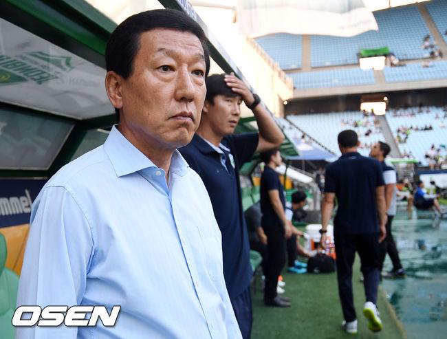 """3연승 최강희, """"한 골 승부서 선수들이 극복해냈다"""""""