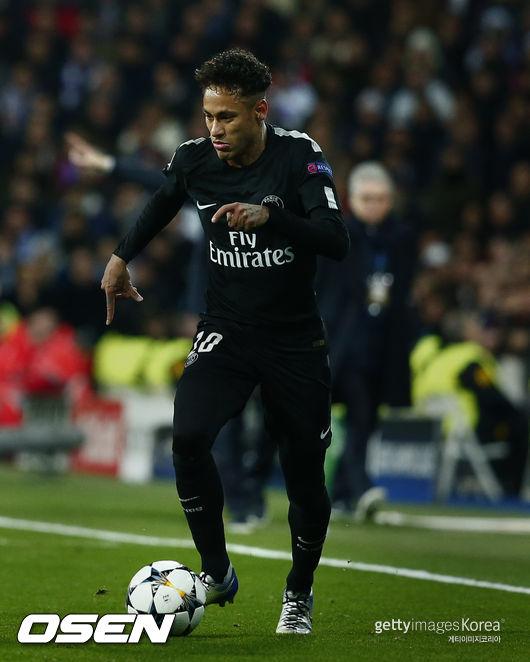 """100% PSG와 함께""...네이마르, 레알 이적설에 종지부"
