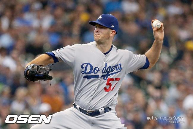 '우드 6승+켐프 멀티홈런' 다저스, 후반기 첫 위닝시리즈