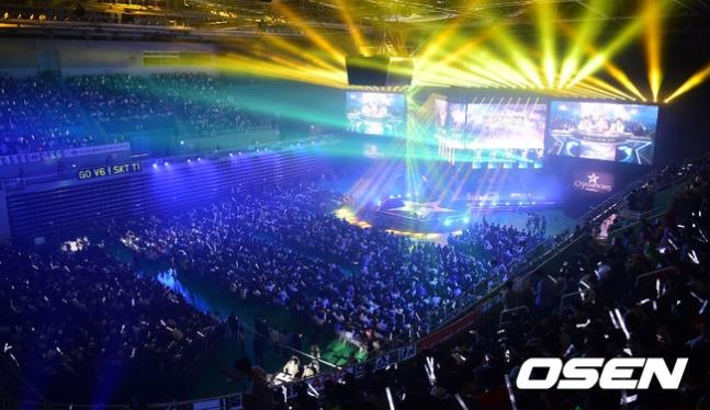 롤챔스 서머 결승전, 9월 8일 인천삼산월드체육관 개최