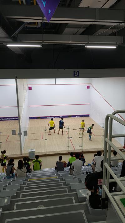 제15회 회장배 및 제2회 울산교육감배 전국 학생 스쿼시 선수권대회, 9일 울산서 열려