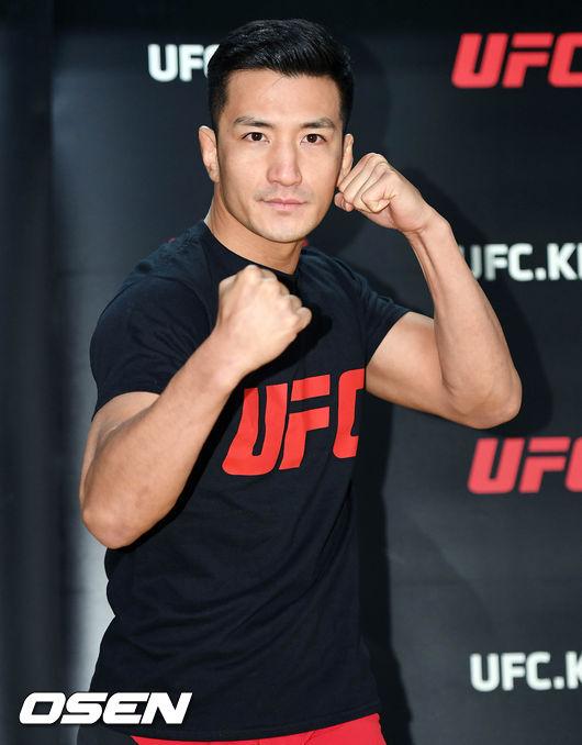 강경호, UFC 227서 4연승 도전... 언더카드는 무엇?