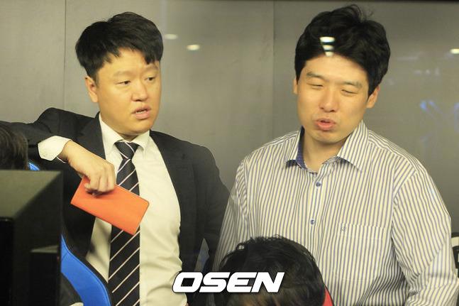 [롤챔스] 최우범-최연성 감독, 와일드카드 결정전 총력전 예고