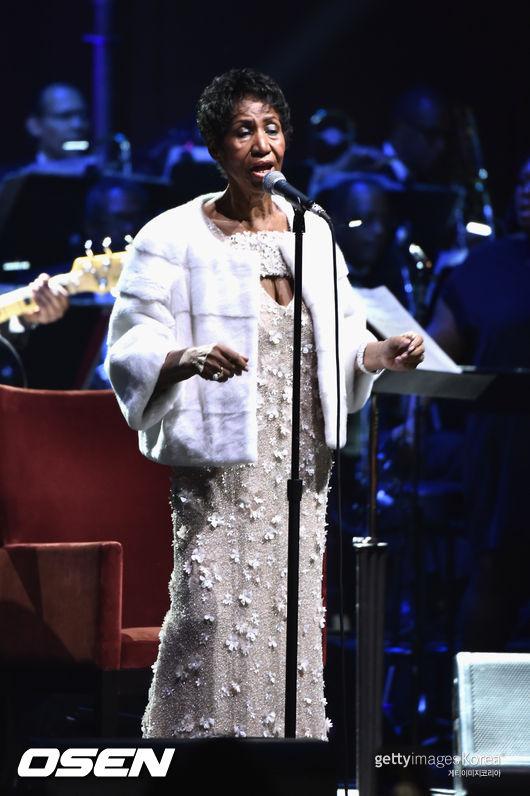 [Oh!llywood] 소울의 여왕 아레사 프랭클린, 암 투병 중 별세…향년 76세