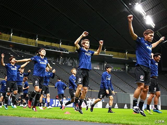 지진 여파 일본축구협회, 공식회견·연습 중지...칠레전 취소도 검토