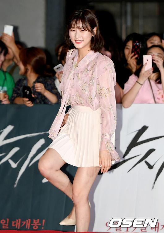 [사진]김새론, 러블리한 소녀