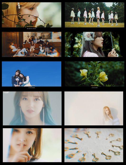 매혹적인 마법소녀…우주소녀, 성숙해진 매력+미모 [Oh!쎈 컷]