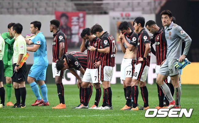 5경기 1골 서울, 득점 살아나지 않으면 반전도 없다