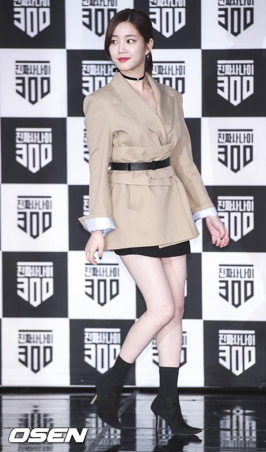 [사진]이유비,걸어다니는 인형