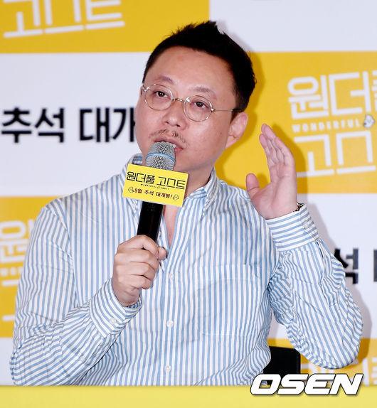 [사진]조원희 감독, 화려한 입담