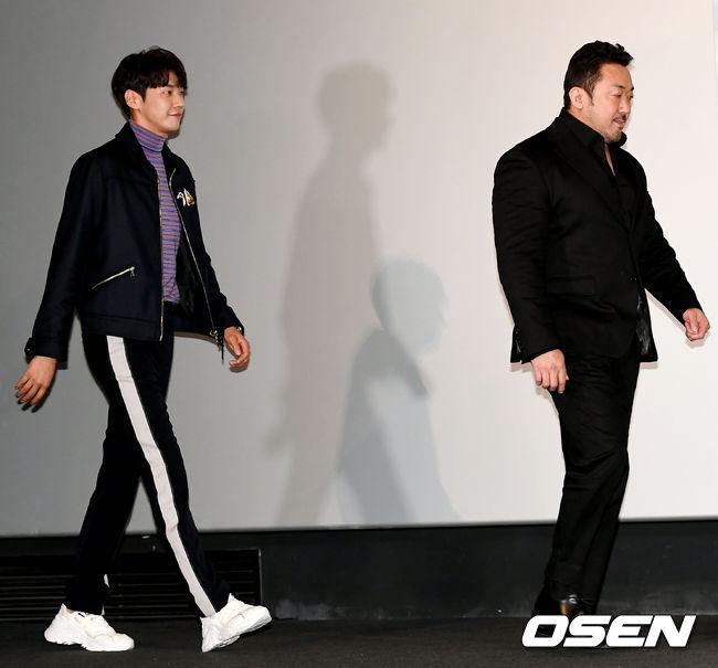 [사진]김영광-마동석, 설레는 마음