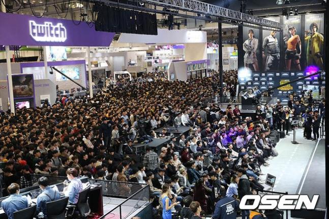 '지스타 2018', 이번에는 종합 게임 문화 축제...해외 참여↑