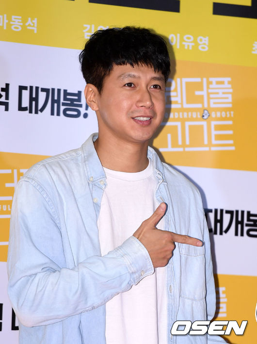 [사진]김승현,원더풀 고스트 기대됩니다