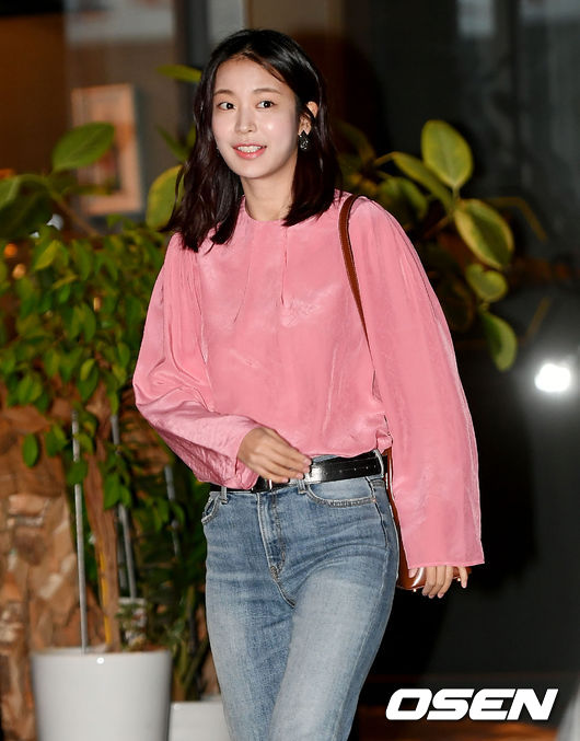 [사진]정유진, 싱그러운 등장