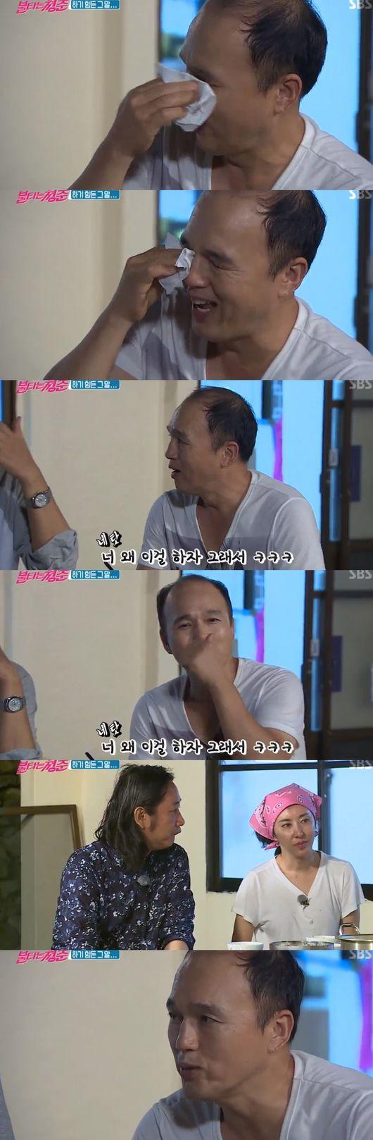 불청 김광규 父, 돌아가시고 나니 생각 많이 난다 눈물[어저께TV]
