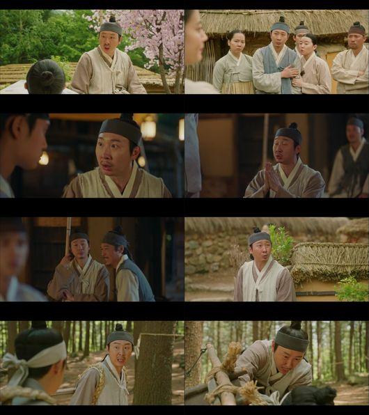 믿보 신스틸러..백일의 낭군님 김기두, 도경수와 찰떡케미