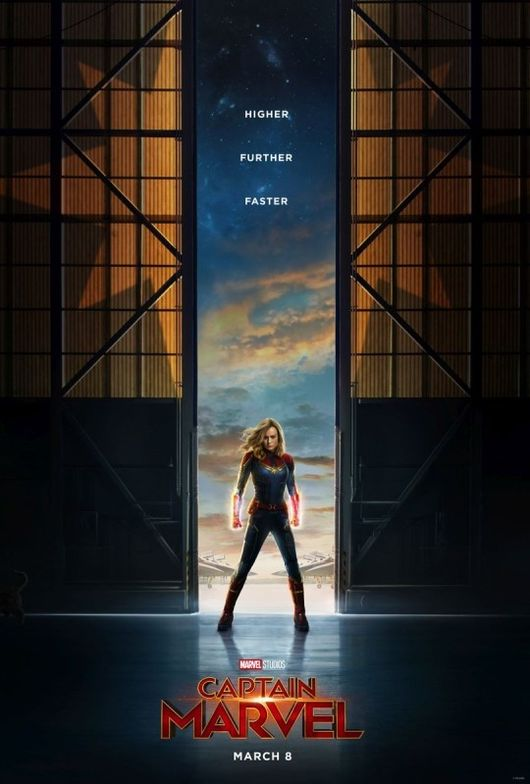 캡틴 마블, 북미보다 먼저 만난다…마블 첫 女 솔로무비 어떨까 [Oh! 무비]