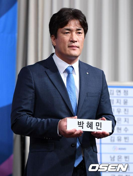 [사진]GS칼텍스 차상현 감독의 선택은 박혜민