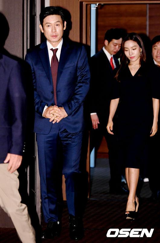 [사진]설경구-최희서, 대종상 영화제 홍보대사