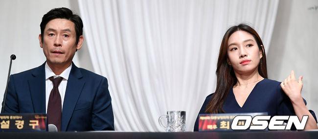 [사진]설경구-최희서, 믿고 보는 두 배우