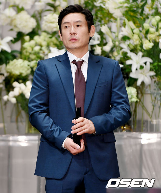 [사진]설경구, 배우의 품격