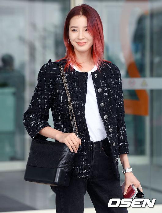 [사진]모델 아이린,부드러운 미소