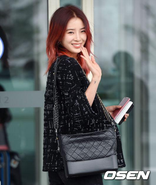 [사진]모델 아이린,출구 없는 매력