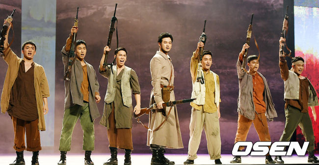 [사진]신흥무관학교 나라를 위해 싸우자!