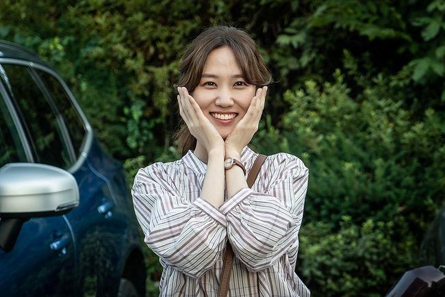 '오늘의탐정' 박은빈, 보기만해도 사랑스러운 미소..현장 비하인드[Oh!쎈 컷]