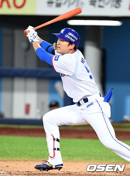 박해민, 4년 연속 150안타…역대 5번째 기록