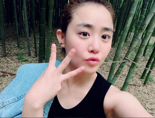 [★SHOT!]동안외모·민낯 최강자 문근영, 더 예뻐진 미모