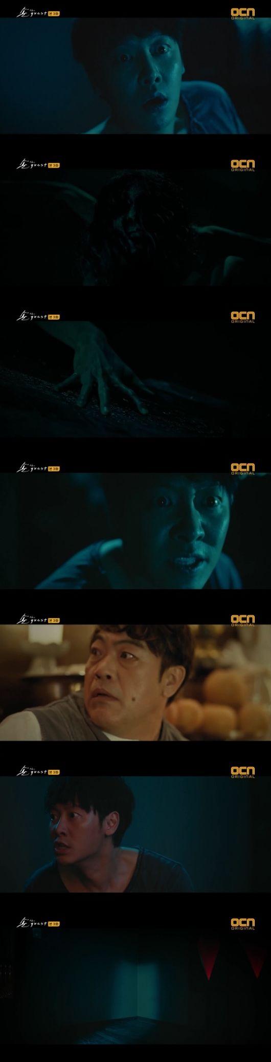 손 더 게스트 김동욱, 꿈에서 큰 귀신 박일도 봤다..극강의 공포 [종합]