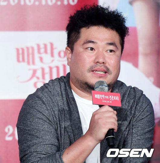 [사진]영화 배반의 장미 박진영 감독, 잘 부탁드립니다