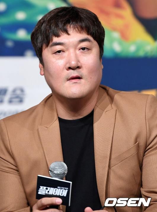 [사진]고재현 감독,플레이어 기대해주세요