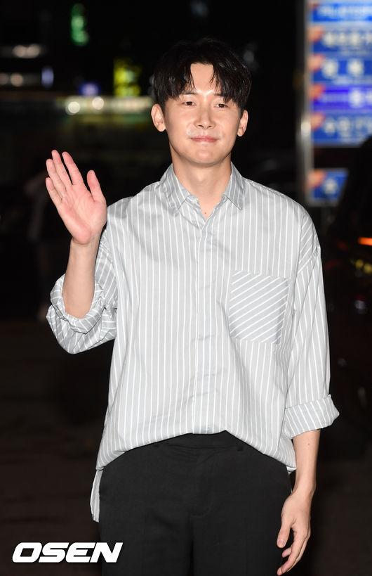 [사진]김준한,시간 종방연 참석