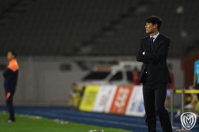 박동혁 아산 감독, 분위기 어수선하지만 우승으로 팬들께 보답하겠다