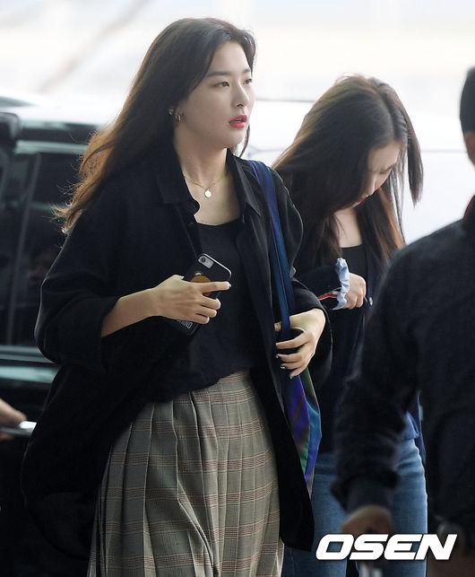 [사진]레드벨벳 슬기,점점 예뻐지네