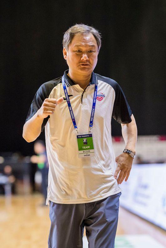 """[터리픽12] 전지훈련 종료 유재학 감독, """"같이 뛰는 분위기 됐다"""""""