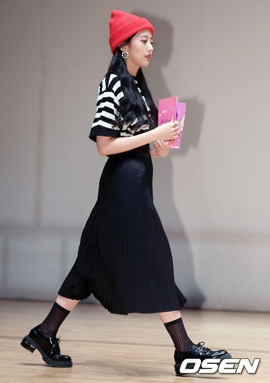 [사진]유니티 윤조,넘치는 패션감각