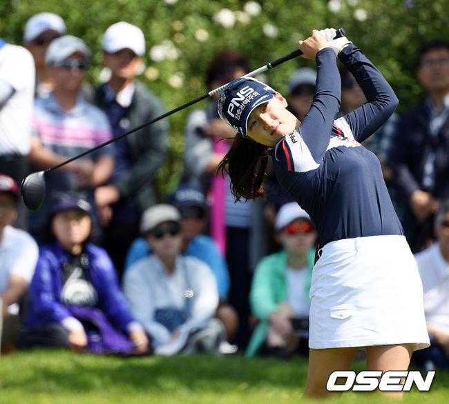 [사진]김소이,안정적인 티샷