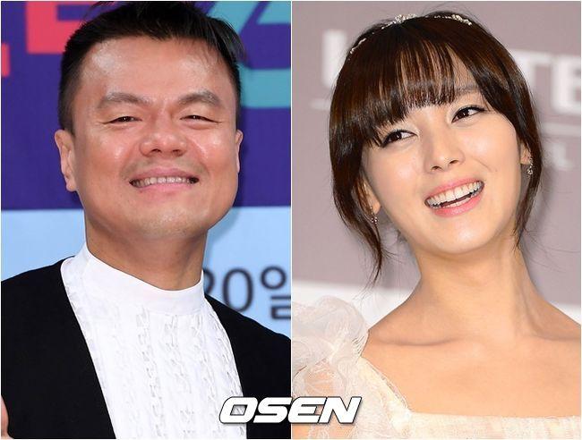 박진영x선예, 같은해 결혼+같은해 출산..JYP 남다른 인연[Oh!쎈 레터]