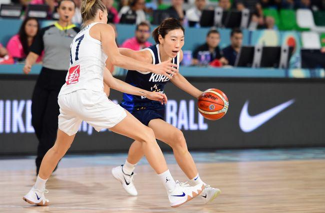 압도적 실력 차 한국 女월드컵 프랑스에 31점 차 완패