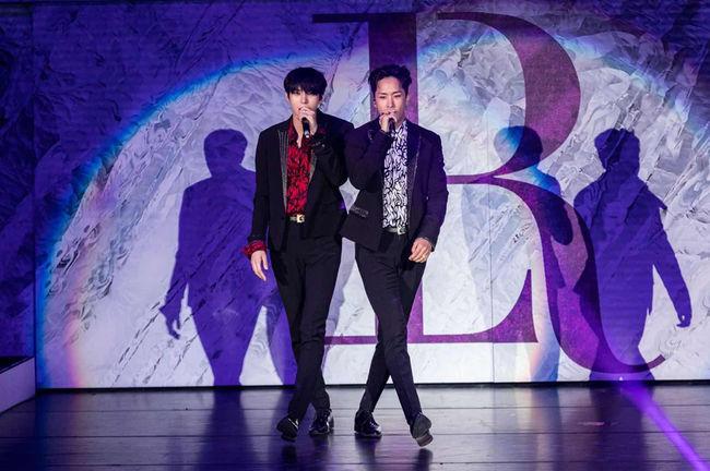 빅스 LR, 솔로부터 뮤지컬까지..대만 홀린 '글로벌 유닛'