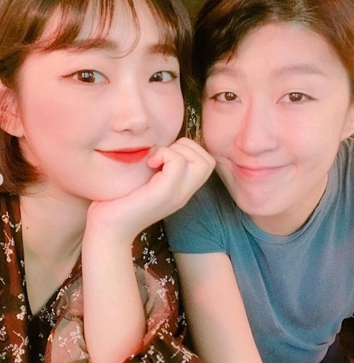 사랑하는 이모..故최진실 딸 최준희, 홍진경과 추석 데이트[★SHOT!]
